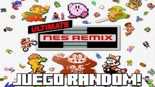 JUEGO RANDOM! Ultimate Nes Remix!