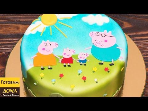 Детские торты (фото)