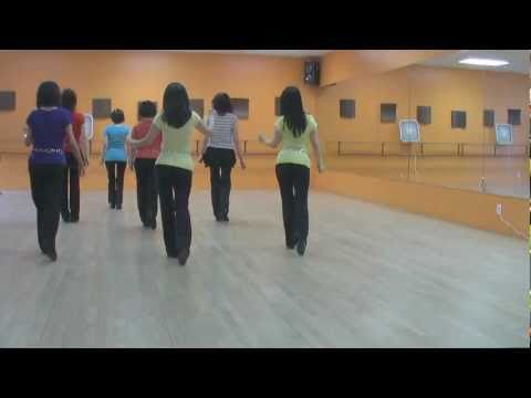 Like A Love Song - Line Dance (Dance & Teach in English & 中文)
