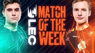 #LEC Match of the Week: G2 vs Misfits
