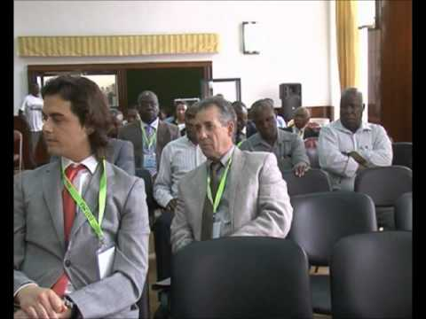 Sao Tome and Principe INVEST 2012 - Video 1