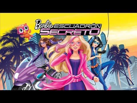Barbie Escuadrón Secreto Pelicula Completa En Español Latino