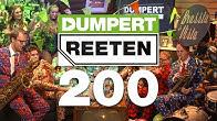 Feest! De 200ste aflevering van DUMPERTREETEN!