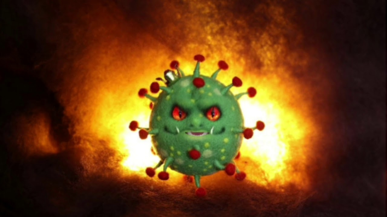 Уничтожаем вирус. Kill Virus