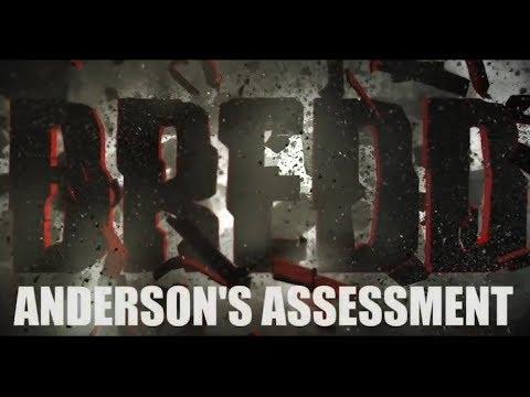 DREDD - Anderson's Assessment