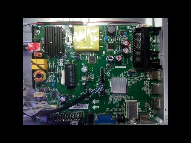 VORTEX LEDV-32E9D /   TP.S506.PB801