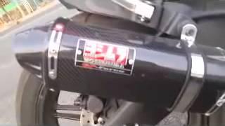 Yamaha R15 Knalpot Yosimura TRC USA Carbon