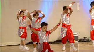 BHARATANJALI - 2018 - KIDS DANCE @ Kalamandalam Music & Dance Center ; DUBAI