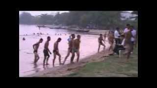 Repeat youtube video ทร 4/54 ร้อย 4 พัน 2 ทดสอบว่ายน้ำ