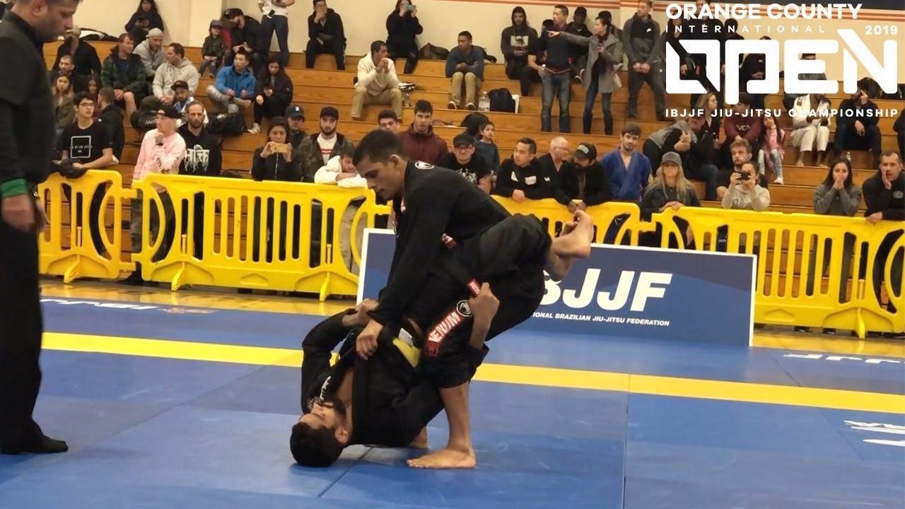 Victor Silverio vs Jaime Canuto / Orange County Open 2019