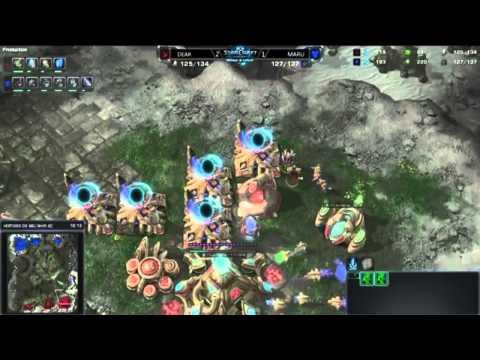 [Ep#11] WCS Toronto - Dear vs Maru - 1/2 Finale - Game 4
