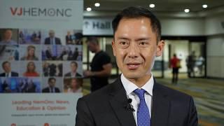 Venetoclax with azacitidine in HR-MDS