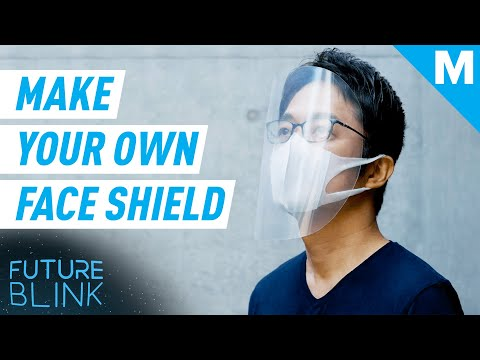 how-to-make-a-face-shield-for-better-protection-than-a-face-mask-|-future-blink
