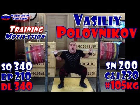 Dmitry Berestov (RUS, 105KG) | Olympic Weightlifting Tr ...