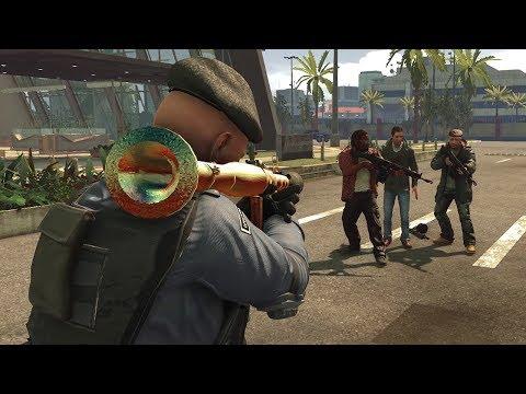 Max Payne 3 Funny/Brutal Kills (Euphoria Ragdoll Showcase)