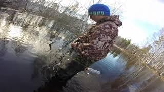 Рыбалка Сетями Отличный улов