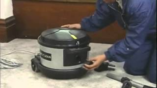 Lead-Safe Cleaning with a HEPA Vacuum