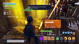 FORTNITE SAVE THE WORLD GIVEAWAY LIVE ! 130s And 106s (Massive giveaway at 50 likes) Twine peaks!