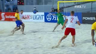 Match 15: Poland v Brazil - FIFA Beach Soccer World Cup 2017