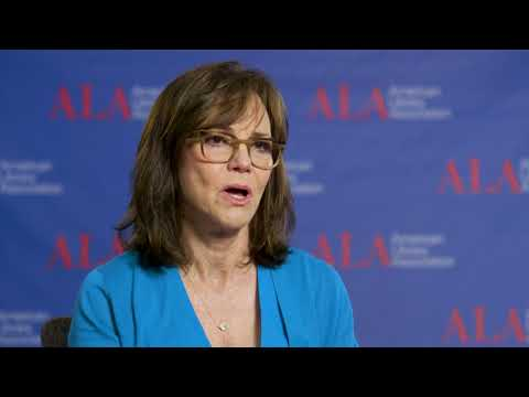ALA Annual 2018 – Sally Field on SelfDiscovery by Learning a New Craft