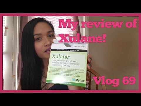 MY XULANE BIRTH CONTROL EXPERIENCE