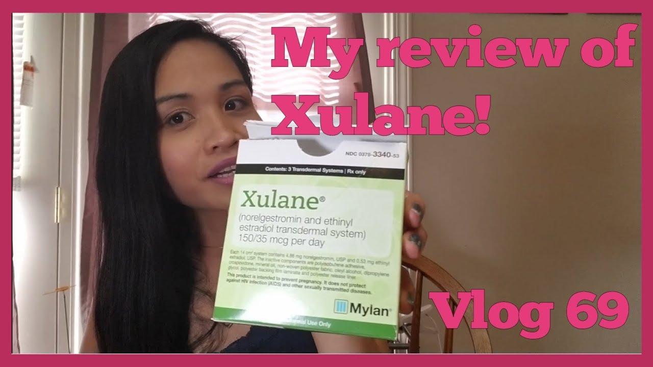 MY XULANE BIRTH CONTROL EXPERIENCE - YouTube