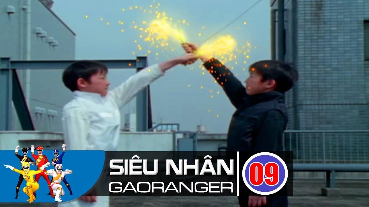 Siêu Nhân Gao Gaoranger - Tập 9 | Bất Ngờ 2 Cậu Bé Chính Là Gao Gấu