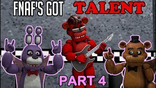 [SFM] FNAF - FNAF's Got Talent! || PART 4 - One Final Rockin' Act!
