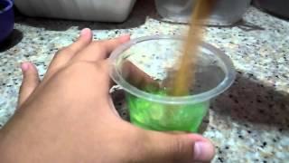 Cara buat slime 3bahan saja dan hasilnya bagus