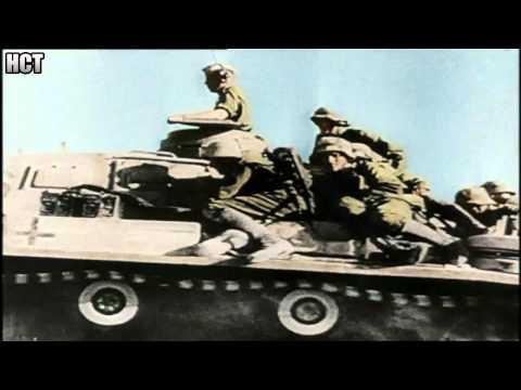 Erwin Rommel`s Afrika Korps - Battle Of North Africa 1941