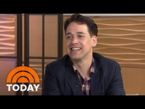T. R. Knight Talks About New Series '11.22.63' | TODAY