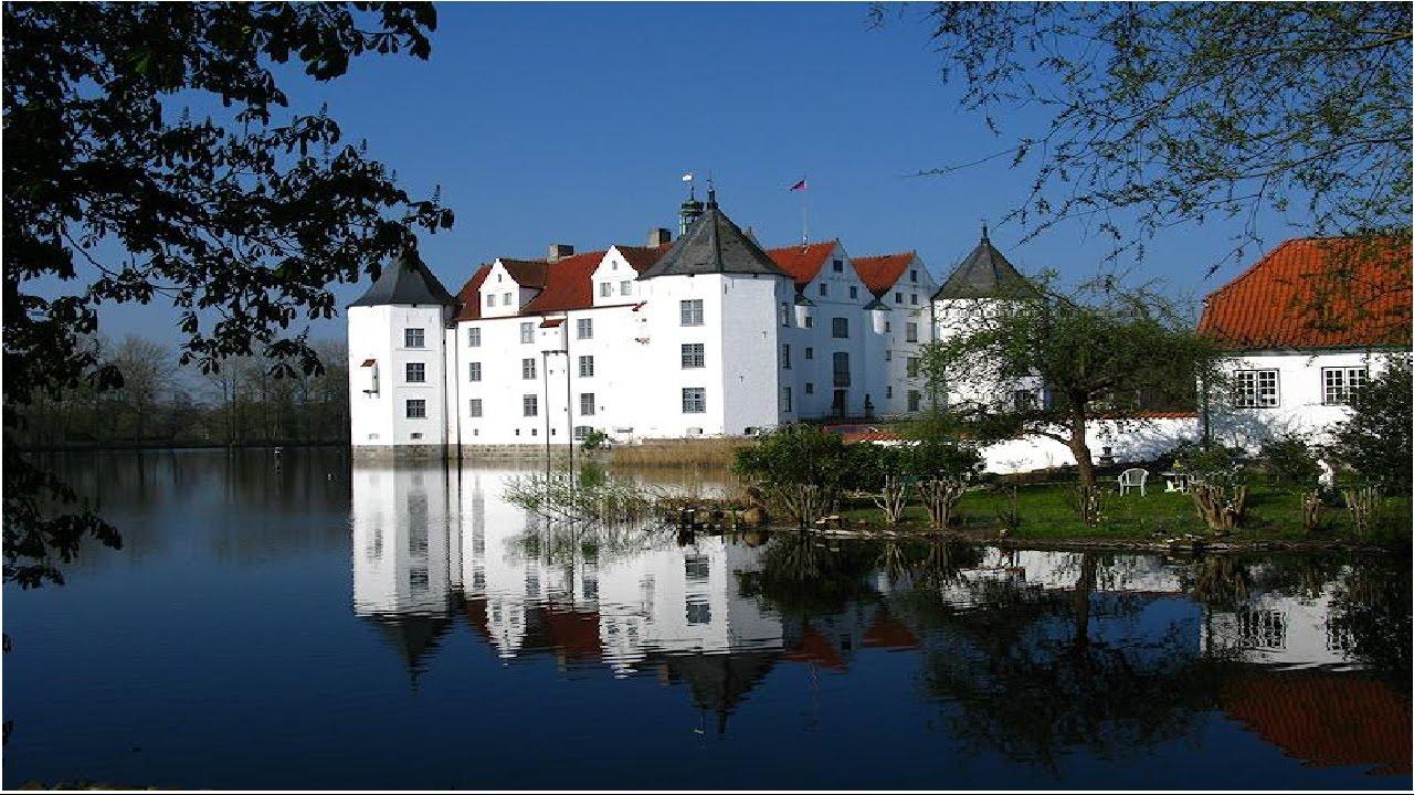 в этом замке живет принцесса/Германия - YouTube