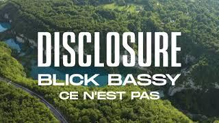 Disclosure, Blick Bassy - Ce N'est Pas (Official Visualiser)