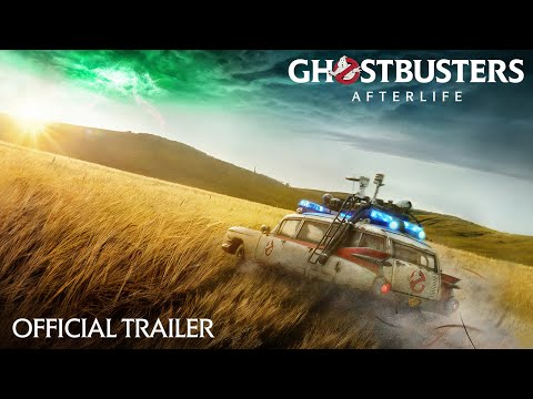 Pat Walsh | 7pm - 10pm - GHOSTBUSTERS: AFTERLIFE - Official Trailer
