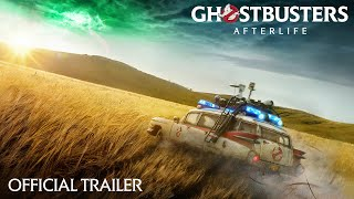 GHOSTBUSTERS: AFTERLIFE - Official Trailer (HD) Video