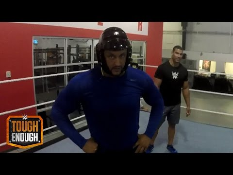 Step inside the ring with coach Billy Gunn: WWE Tough Enough Digital Extra, July 11, 2015