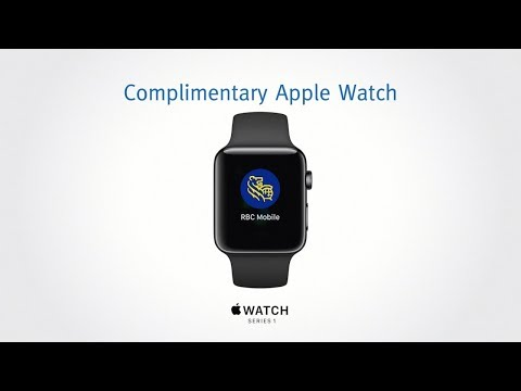 RBC all-inclusive account Apple offer