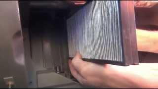 Замена салонного фильтра на Kia - Spectra(В данном видео предоставлена инструкция по замене салонного фильтра на киа спектру., 2015-06-10T19:21:13.000Z)