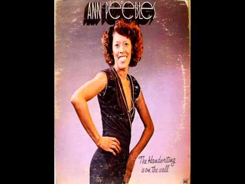 Ann Peebles-The handwriting is on the wall