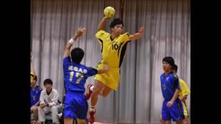 関西学院大学ハンドボール部 2016年秋リーグモチベーションビデオ