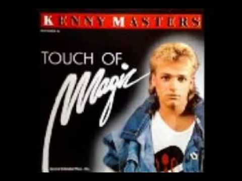Kenny Masters   Touch Of Magic   1986
