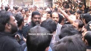 KHAN TASSADUQ KHAN MATAMDARI 10 MUHARAM MOCHI GATE LAHORE 1435 HIJRI 2014 P1/2