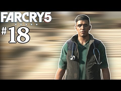 FAR CRY 5 Doctor's Orders - Far Cry 5 Walkthrough Part 18 - PS4 Gameplay Review
