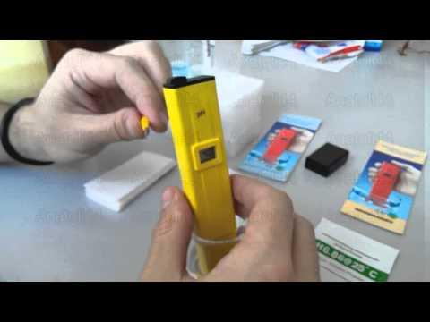 Вопрос: Как калибровать и использовать рН метр?