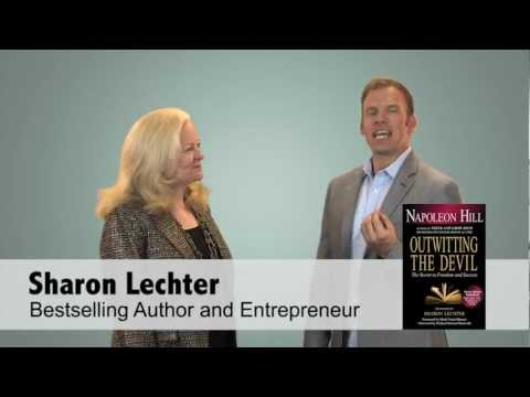 Mark Woods with Sharon Lechter, Best Selling Author and ...