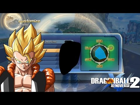 Dragon Ball Xenoverse 2: How to Make a God Tier  (Over Powered) Character