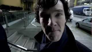 Шерлок Холмс (BBC) Сосед снизу...