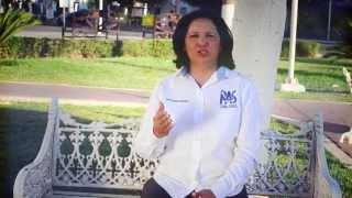 Judith Fuentes Márquez: Candidata a Diputada Distrito IX (PAS)