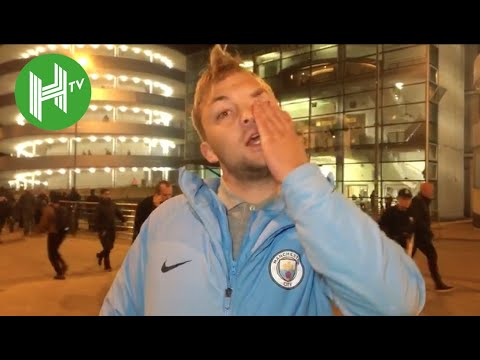 'That was absolutely awful!' | Manchester City fans fume at latest UCL setback - Man City 1-2 Lyon