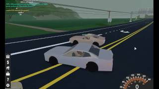 Roblox / Ultimate Driving / I Have Bought The Camaro